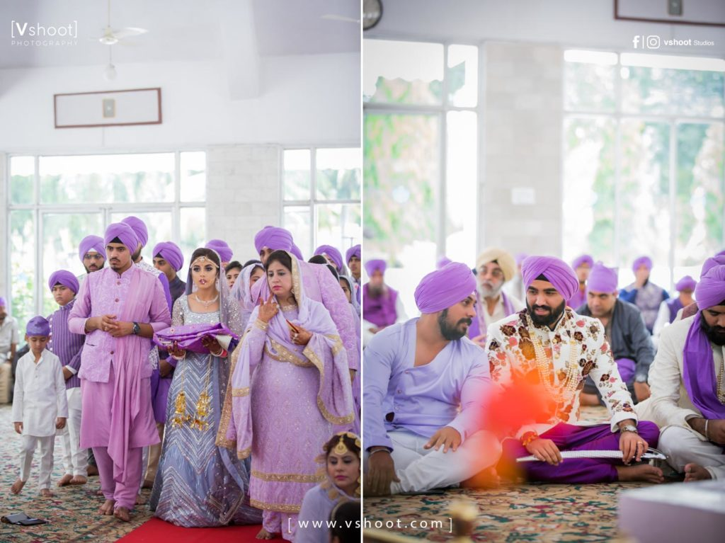 vshoot punjabi wedding