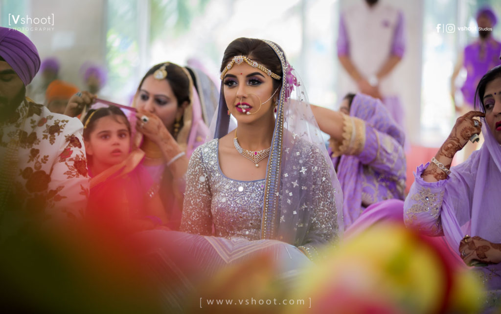 vshoot Simran wedding bride