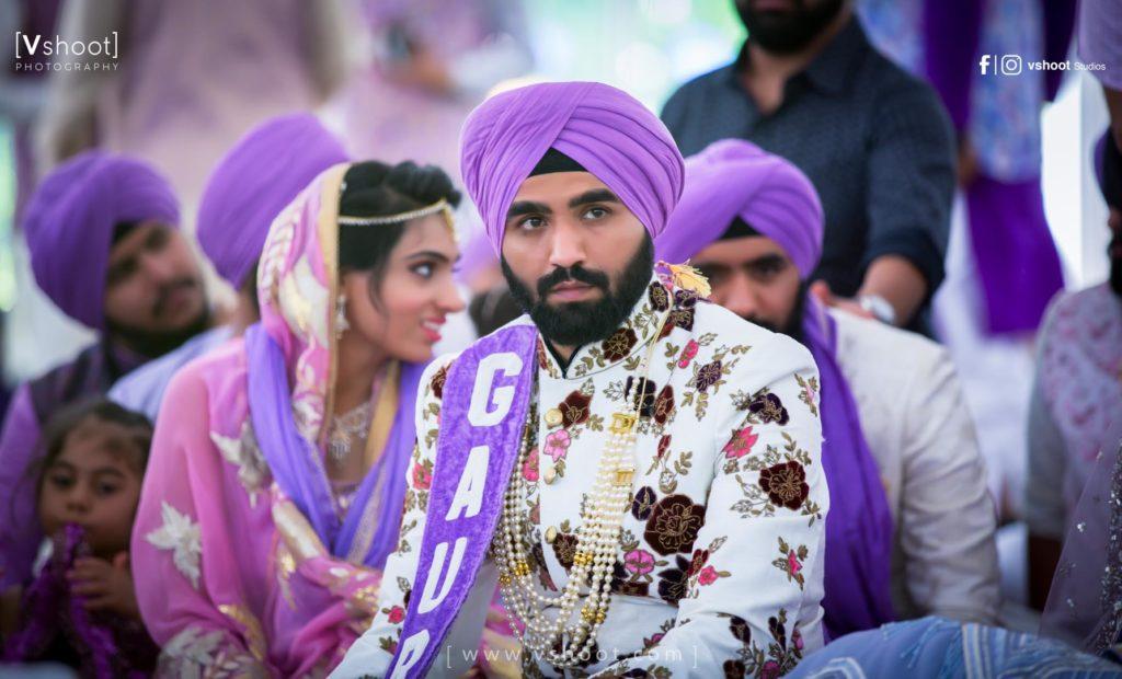 vshoot punjabi groom Gourav